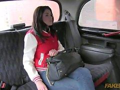 Ava Dalush Fake Taxi (HUUU)