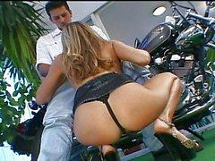 Superhot anal babe from Ukraine