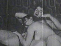 Classic Stags 267 1960s - Scene 2
