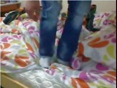 Гетеросексуальные красавчики ноги на веб # 155