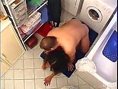Bathroom Romance