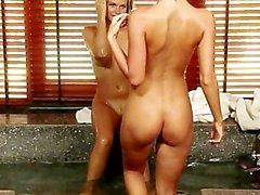 Nella And Jana Mrhacova lesbians fisting