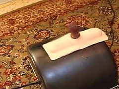 Horny Heidi Rides the Mighty Sybian