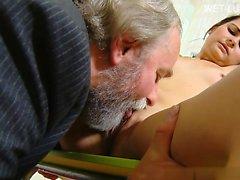 Horny ev hanımı YOK Sperma schlucken