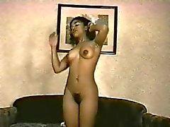 Screen Test Voor Jasmine aka Idalis Hunter