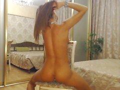 Perfect Ass Hot Girlfriend Teases 01