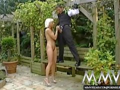 MMV Films German Mandy Mystery anal fucked