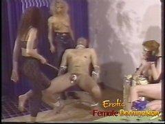 le amanti Merciless squadra per apportare cazzo schiavi fa male cattive