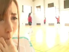 Japanese Volleyball Team Hazing