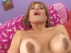 Busty mature latina loves to get fucked