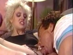 Young Jeanna Fine Gaining Experience