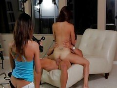 Nubiles Casting Tiny latina hotties audition