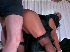 Sexy Black Maid...F70