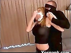 Astonishing Bdsm Chick Spanked Hot