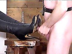 любовницей и ее рабом