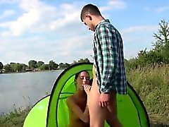 Gay boy mexican video hardcore Eveline getting pummeled on