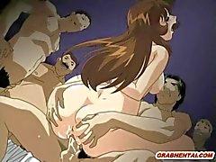 Uno dei più primi clip Hentai rating
