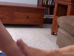 Pedicure for Mistress 1