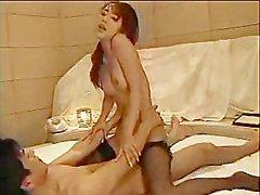 Aika Miura takes in an asian cock