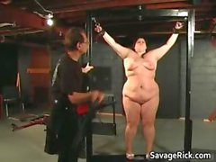 BBW bdsm hardcore flick 7 by SavageRick part2