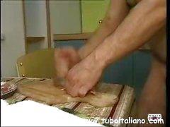 Italian Hairy Wife Gnocca