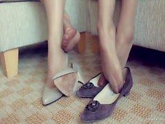 strumpbyxor shoeplay