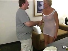 Tracy's Hot Hotel Pussy Massage Part 1