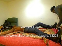 Asad: Tickle Hell at Jericho's Den
