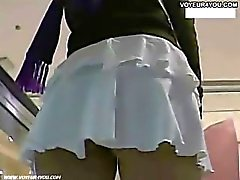 Voyeur Camera School Girls Upskirt Panties