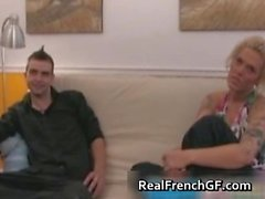 Tattooed french gf blows and bangs part3