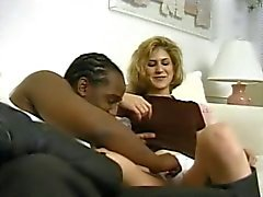 Small tits chick cant get enough of a big black cock