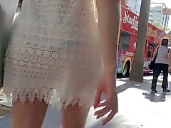See Thru Sexy sheer dress 2