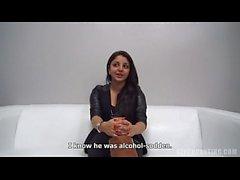 Cute Brunette Armenian Teen Virginie Casting - Porn Video 311 Tube8