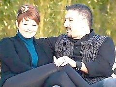 Naughty Swinger Paare Entspannen In Der Heißen Wanne, Bevor Sie Orgy