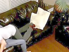 Gay couple caught making out on spycam