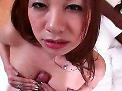 Heißes jugendlich asiatisches ladyboy jugendlich
