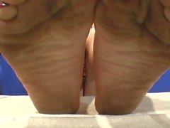 Terri piedi sporchi