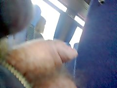 flashing dick in bus - 2014.11.25 - part2