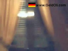 German blasen im auto lola