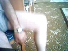 Heterosexuales pie en la webcam # 226