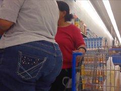 FAT ASS latina boOty BBW