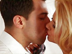 Ashlynn Brooke's wedding day