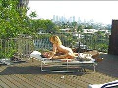Rooftop orgasms