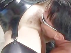 Bobbi Starr Latex Fuck