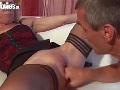 FUN MOVIES Real Amateur Couple going Anal
