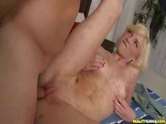 Laacey gets her sweet pussy pounded.