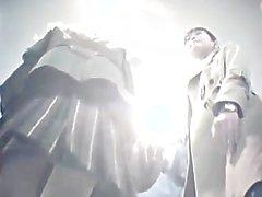 Voyeur in the skirt 004