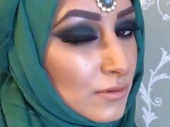 hijabi slut