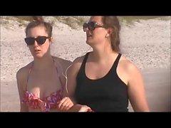 candide voyeur la plage de l'étudiante seins De 15