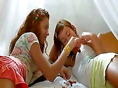 Insane russian lesbo hole eating